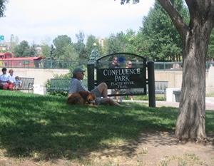 Confluence Park, Denver, Colorado