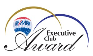RE/MAX Executive Club Award Winner