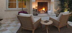 Outdoor rooms give you more space to relax