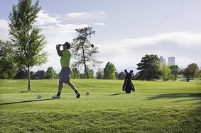 Colorado Golf Course Homes