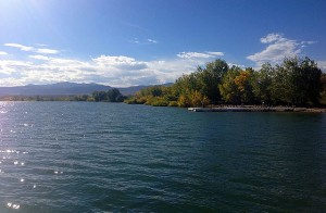 View of Standley Lake