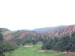 Arrowhead Golf Course looking toward