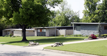 Find a mid-century modern home for sale in Denver