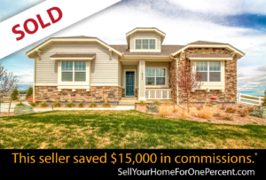 This seller saved $15,000 in commissions.