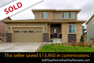 This seller saved $13,950 in commissions.